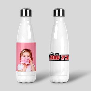 """בקבוק מים 500 מ""""ל נירוסטה – באולינג"""