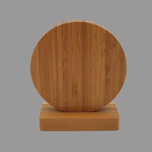 מעמד עץ עגול מגנטי 79.90