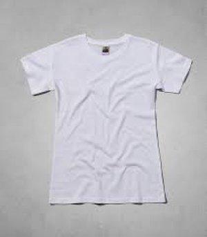 הדפסה על חולצה צוורון עגול